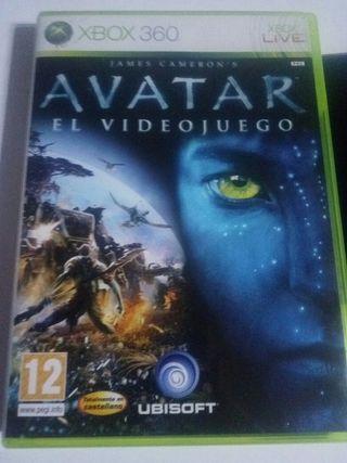 Avatar (El videojuego)