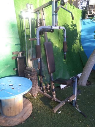 máquina de hacer gimnasia