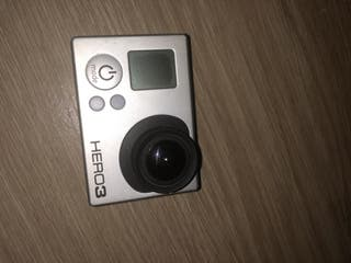 Gopro Hero 3 en estado optimo