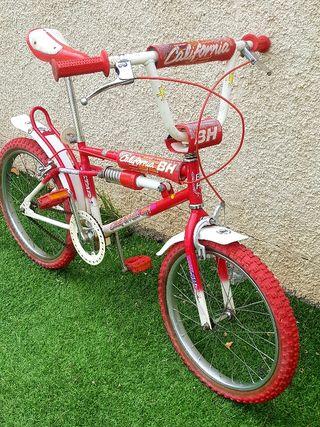 Bicicleta California Bh