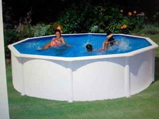 piscina elevada chapa