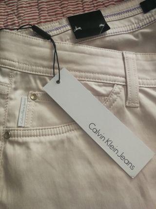 Pantalon mujer Calvin Klein