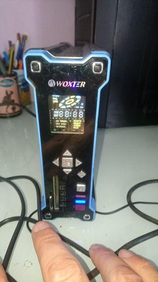 Disco duro multimedia Woxter i-cube x-div 35 xp pr