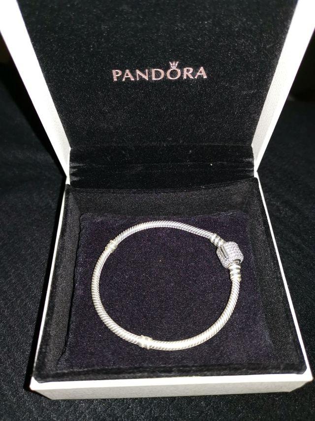 Pulsera Pandora Original De Segunda Mano Por 50  U20ac En