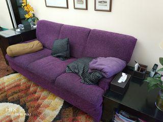 Sofas 3 Plazas (2 uds)