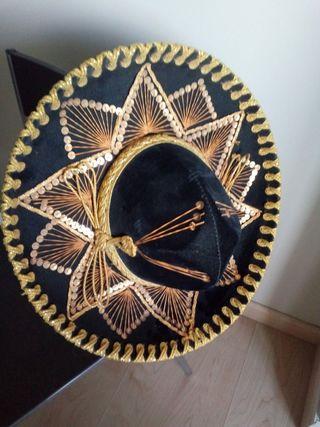 Auténtico Sombrero Mexicano