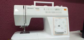 Máquina de coser viking husqvarna