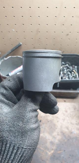 cilindro polini 80cc