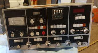 Osciloscopio, Controlador programa sinusoidal SPC4
