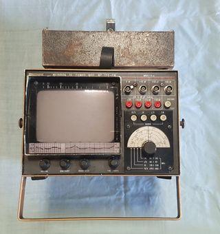 Osciloscopio, Medidor de Campo MC-722-FM
