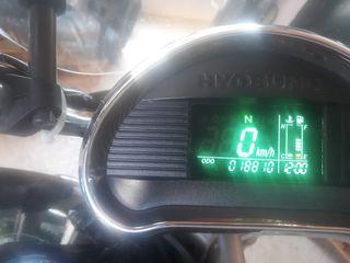 Motocicleta Hyosung GV650