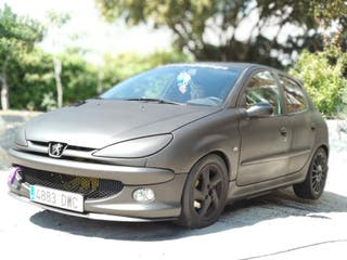 cambio Peugeot 206 por diesel