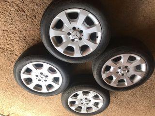 Llantas originales mercedes Benz