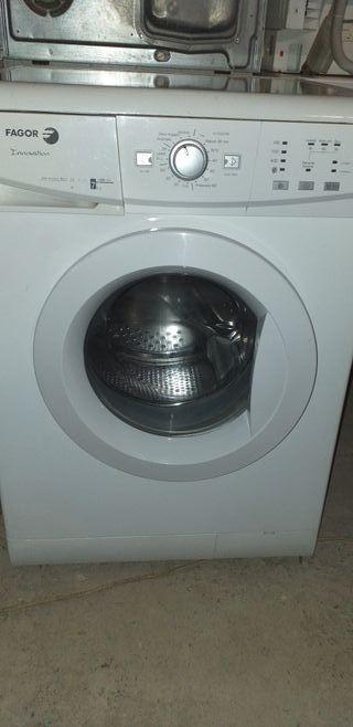 lavadora fagor clase A+A de 7 kg