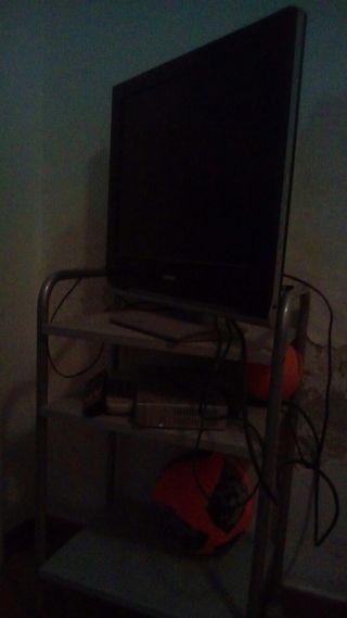 television y balones
