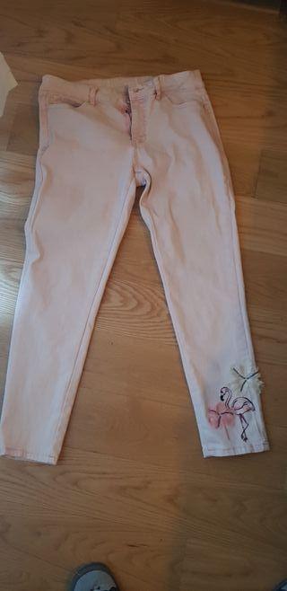 1eb54d548e Pantalones Desigual de segunda mano en la provincia de Asturias en ...