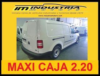 VOLKSWAGEN CADDY Maxi Furgón PRO 1.6 TDI 102cv BMT, 102cv, 4p