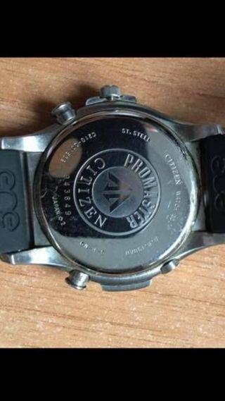 Reloj pulsera Citizen promaster