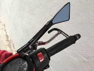 Retrovisores para moto