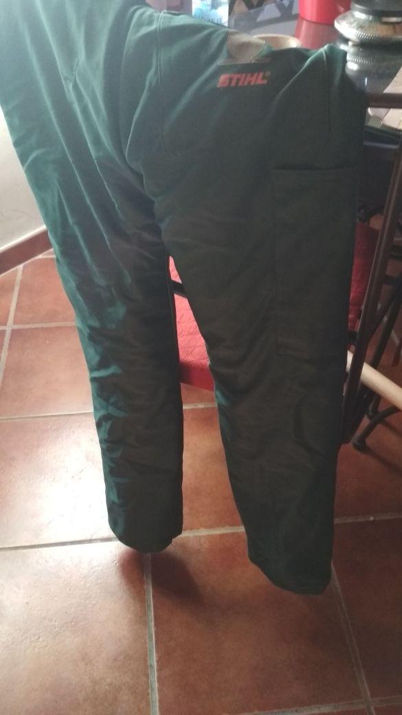 pantalones motosierra