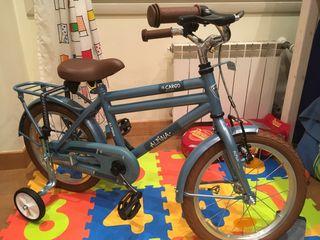 "Bicicleta Infantil ALPINA CARGO Rueda 16"""