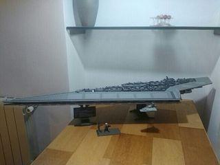 Lego Star Wars Super Star Destroyer. 10221
