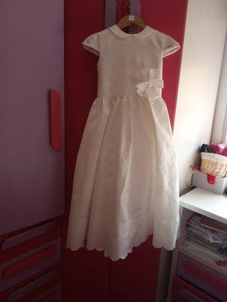 vestido de comunión nuevo,nunca usado