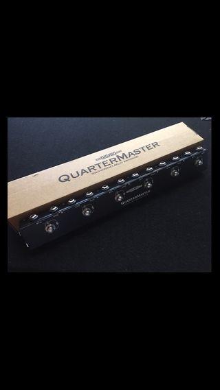 The gig rig quartermaster