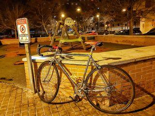 bicicleta antigua MACARIO