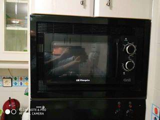 Microondas Orbegozo con grill