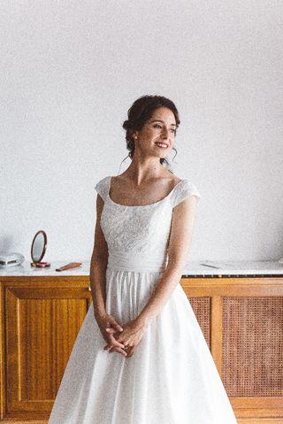 023887486 Vestido de novia de segunda mano en Majadahonda en WALLAPOP