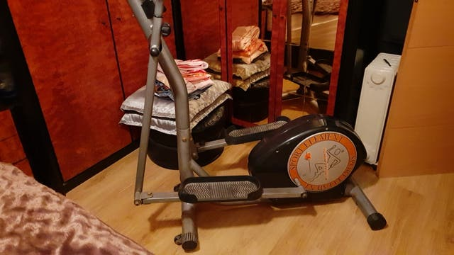vendo bicicleta epilica