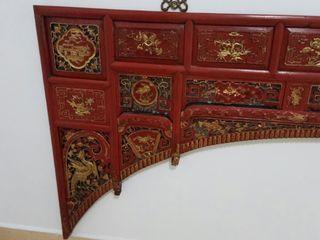 Cabecero Chino antiguo