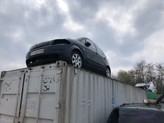 Despiece Audi A2 8Z 1.4tdi
