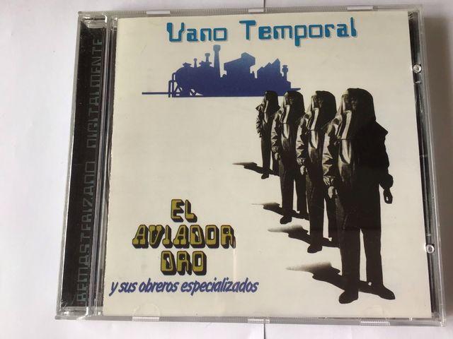 AVIADOR DRO Y SUS OBREROS ESPECIALIZADOS. CD