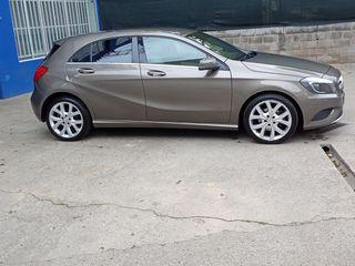 Mercedes-Benz Clase A200 automático 7g 2013