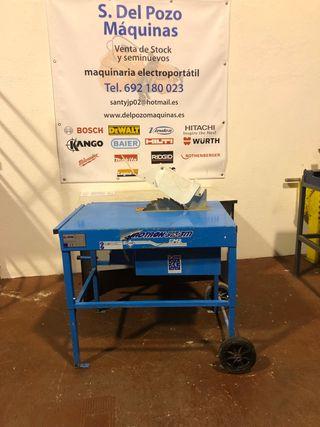 Sima mesa tronzadora madera 220v