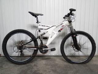Bici de Descenso 24V de Aluminio