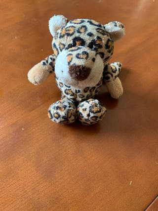 Peluche leopardo Nici