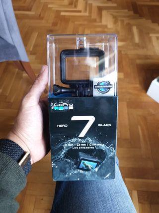 caja gopro hero 7 black
