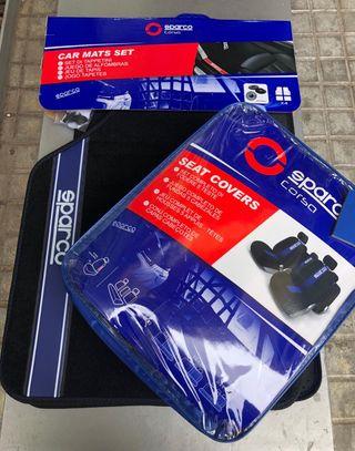 Kit nuevo para coche Sparco