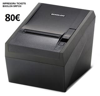 Impresora Tickets Bixolon SRP330