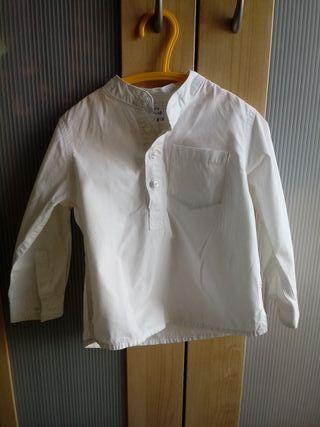 c266f2dad Camisas cuello Mao de segunda mano en la provincia de Sevilla en ...