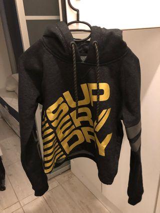 Superdry warm sweatshirt