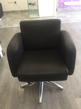 2 sillones de peluquería