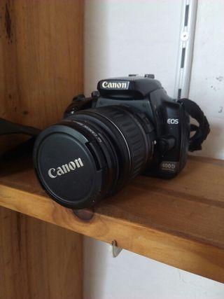 cámara canon 400D oportunidad!