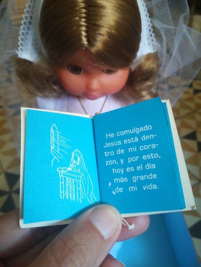 Muñeca Eda Durá Comunión