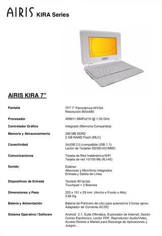 "Airis Kira Series 7"""