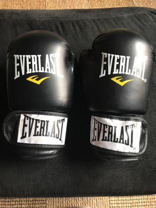Guantes de Boxeo de Everlast.
