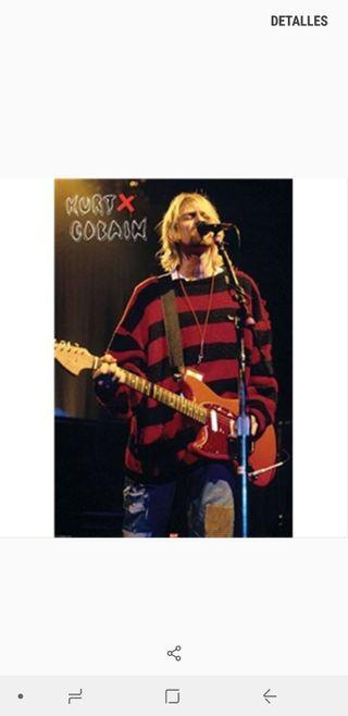 3 Posters de Nirvana por 5€